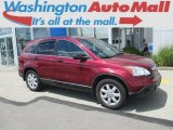 2008 Tango Red Pearl Honda CR-V EX 4WD #106113463