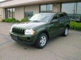 2006 Jeep Green Metallic Jeep Grand Cherokee Laredo 4x4 #10596036
