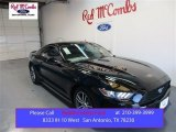 2015 Black Ford Mustang EcoBoost Premium Coupe #106113394