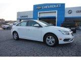2016 Summit White Chevrolet Cruze Limited LT #106113617