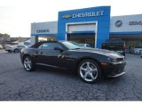 2015 Black Chevrolet Camaro SS/RS Convertible #106113614