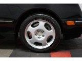 Mercedes-Benz E 2001 Wheels and Tires