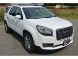 2016 Summit White GMC Acadia SLT #106151171