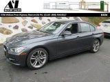 2013 Mineral Grey Metallic BMW 3 Series 335i xDrive Sedan #106151215