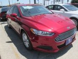 2016 Ruby Red Metallic Ford Fusion SE #106176361