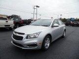 2016 Silver Ice Metallic Chevrolet Cruze Limited LT #106176559