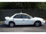 2003 Olympic White Chevrolet Cavalier Sedan #10605552