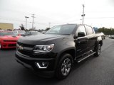 2016 Chevrolet Colorado Z71 Crew Cab 4x4