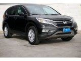 2015 Crystal Black Pearl Honda CR-V EX #106176513