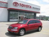2004 Inferno Red Pearl Chrysler Pacifica AWD #10598580