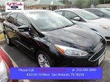 2015 Tuxedo Black Metallic Ford Focus SE Hatchback #106213119