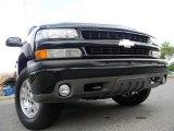 2004 Black Chevrolet Tahoe Z71 4x4 #106213263