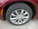 2015 Chrysler 300 C AWD Wheel