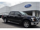 2015 Tuxedo Black Metallic Ford F150 XLT SuperCrew #106241827
