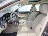 2013 Mercedes-Benz C Interiors