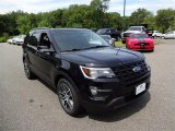 2016 Shadow Black Ford Explorer Sport 4WD #106242004