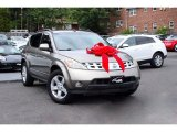 2003 Polished Pewter Metallic Nissan Murano SL #106241686
