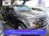 2015 Magnetic Metallic Ford F150 XLT SuperCab #106265176