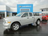 2012 Bright Silver Metallic Dodge Ram 1500 ST Quad Cab 4x4 #106265392