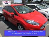 2015 Race Red Ford Fiesta SE Sedan #106265163