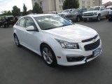 2016 Summit White Chevrolet Cruze Limited LT #106265530
