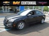 2016 Black Granite Metallic Chevrolet Cruze Limited LT #106265231