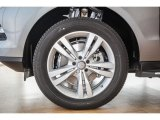 Mercedes-Benz ML 2015 Wheels and Tires