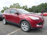 2016 Ruby Red Metallic Ford Escape Titanium 4WD #106265299