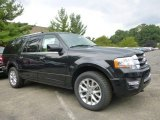 2015 Tuxedo Black Metallic Ford Expedition EL Limited 4x4 #106265296
