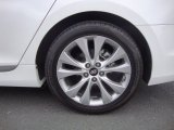 Hyundai Azera 2014 Wheels and Tires