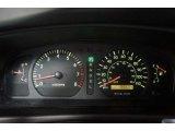 1998 Toyota Sienna LE Gauges