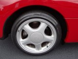 Toyota Supra Wheels and Tires