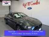 2015 Guard Metallic Ford Mustang GT Coupe #106304164