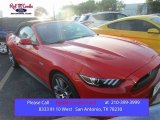2015 Race Red Ford Mustang GT Premium Convertible #106304148