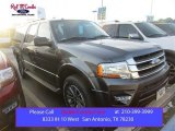 2015 Magnetic Metallic Ford Expedition EL XLT #106304143