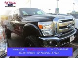 2015 Tuxedo Black Ford F250 Super Duty Lariat Crew Cab 4x4 #106304142