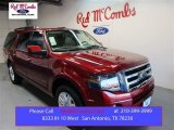 2014 Ruby Red Ford Expedition EL Limited #106304134