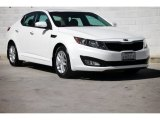 2013 Snow White Pearl Kia Optima LX #106304271