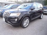 2016 Shadow Black Ford Explorer Limited 4WD #106304484