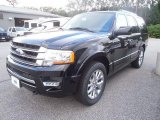 2015 Tuxedo Black Metallic Ford Expedition Limited 4x4 #106304477