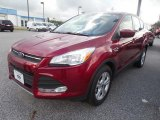 2015 Ruby Red Metallic Ford Escape SE #106304464