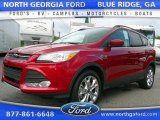 2016 Ruby Red Metallic Ford Escape SE #106304041