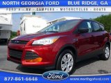 2016 Sunset Metallic Ford Escape S #106304040