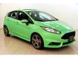 2014 Green Envy Ford Fiesta ST Hatchback #106304536