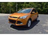 2016 Electric Spice Metallic Ford Escape Titanium #106334761