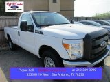 2015 Oxford White Ford F250 Super Duty XL Regular Cab #106334500