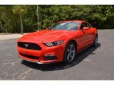 2015 Race Red Ford Mustang V6 Coupe #106334754