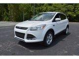 2016 Oxford White Ford Escape SE #106334753
