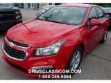 2016 Red Hot Chevrolet Cruze Limited LT #106334791