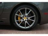 Ferrari California 2010 Wheels and Tires